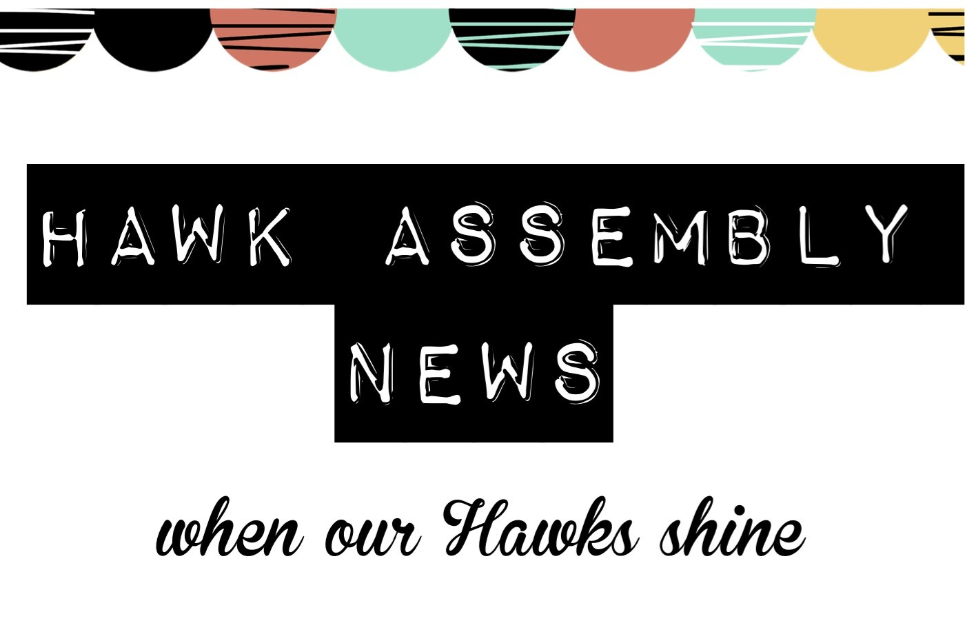 Hawk Assembly News